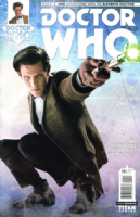 Doctor Who The Eleventh Doctor Adventures #10 (Cover B)